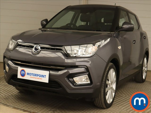 2019 Ssangyong Tivoli 1.6 ELX (2WD) (s/s) Auto (T3 reg)