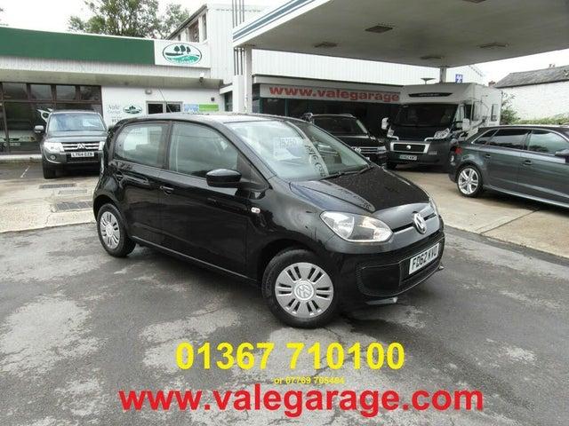 2012 Volkswagen up! 1.0 Move Up 5d (62 reg)