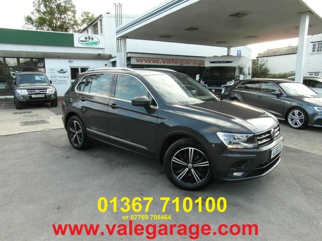 2018 Volkswagen Tiguan 2.0TDI SE Navigation (150ps) (s/s) (18 reg)