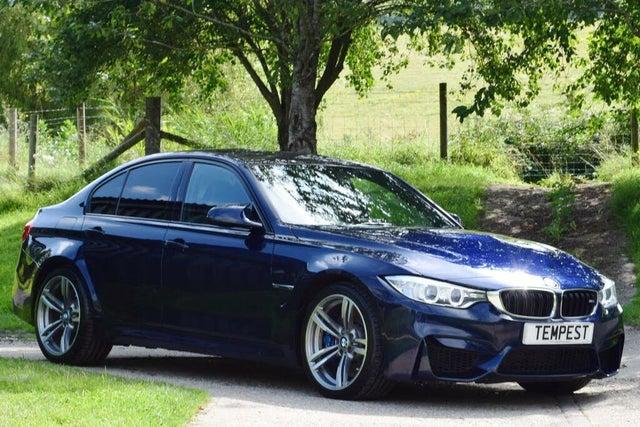 2015 BMW 3 Series 3.0 M3 M DCT (S3 reg)