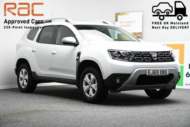 2019 Dacia Duster 1.0 TCe Comfort Bi-Fuel 998cc (69 reg)