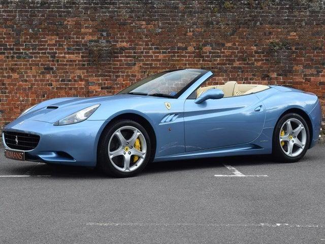 2010 Ferrari California 4.3 (FL reg)