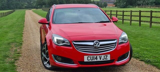 2014 Vauxhall Insignia Sports Tourer 2.0CDTi SRi VX-Line (195ps) (s/s) (LG reg)