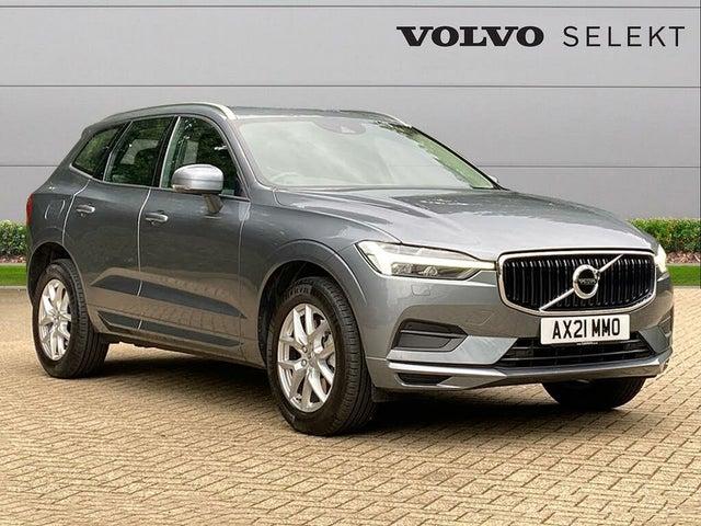 2021 Volvo XC60 (1U reg)