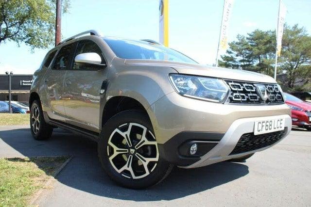 2019 Dacia Duster 1.6 SCe Prestige (1H reg)