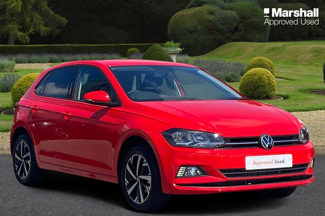 2020 Volkswagen Polo 1.0 Match (21 reg)