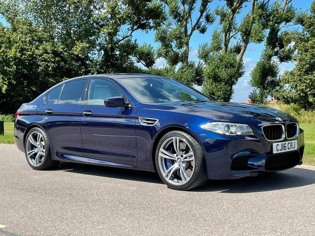 2016 BMW 5 Series 4.4 M5 (16 reg)