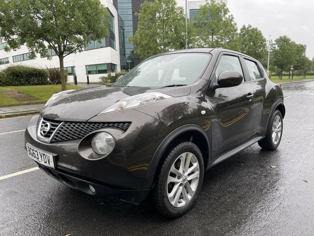 2013 Nissan Juke 1.5dCi Acenta (NF reg)