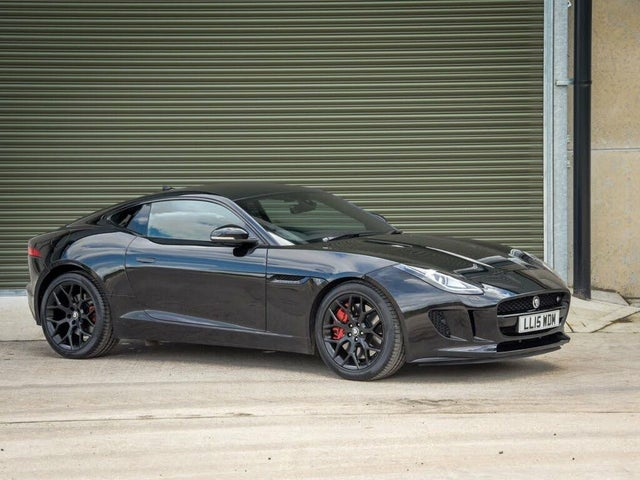 2015 Jaguar F-TYPE 3.0 S Coupe Quickshift (JA reg)