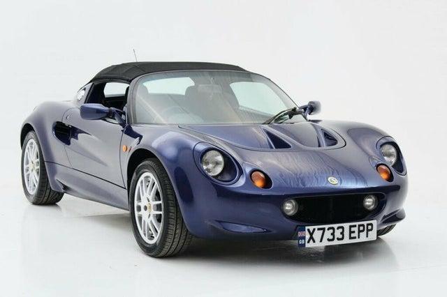 2000 Lotus Elise 1.8