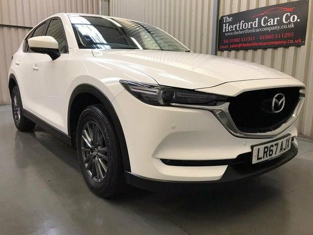 2018 Mazda CX-5 2.2TD SE-L (Nav) (2WD)(s/s) (ZK reg)
