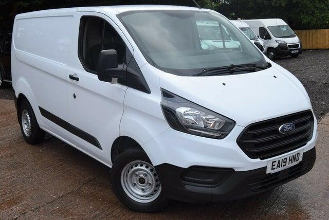2019 Ford Transit Custom 2.0TDCi 300 L1H1 (105PS)(EU6) Panel Van (19 reg)