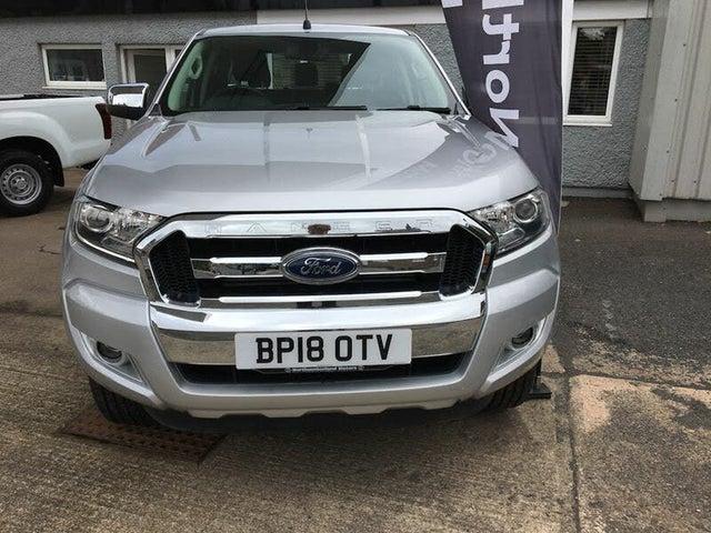 2018 Ford Ranger 2.2TD XLT (18 reg)