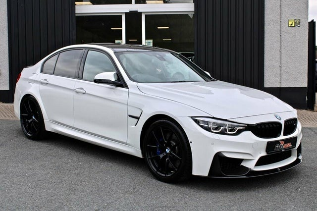 2018 BMW 3 Series 3.0 M3 (Competition Package) M DCT (18 reg)