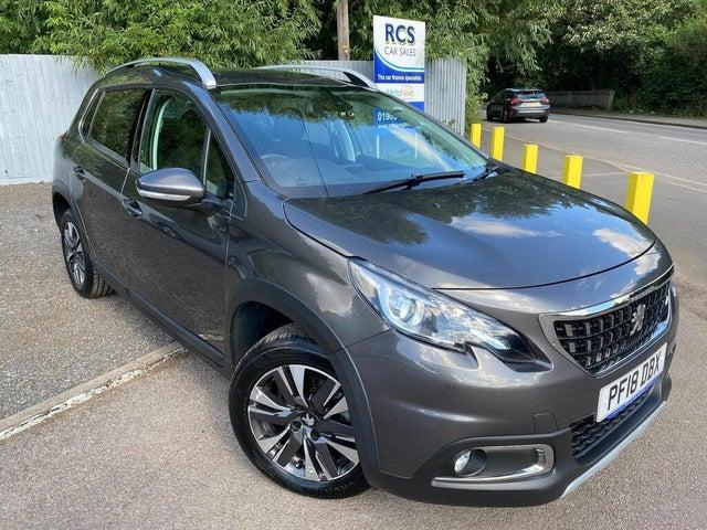 2018 Peugeot 2008 SUV 1.2 PureTech Allure (82bhp) (s/s) (18 reg)