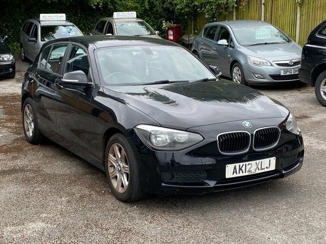 2012 BMW 1 Series 2.0TD 116d ES Hatchback 5d (12 reg)