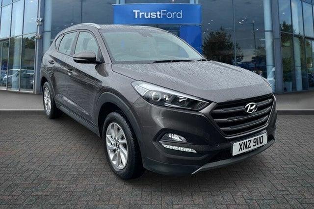 2018 Hyundai Tucson 1.6 GDi Blue Drive SE (Z9 reg)