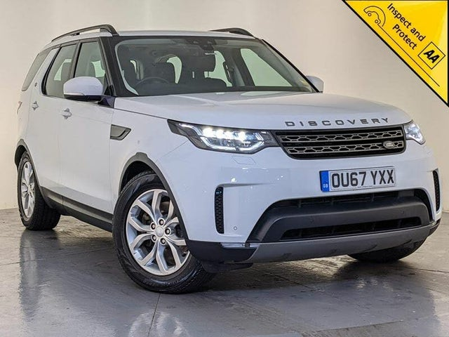 2017 Land Rover Discovery 3.0TD6 SE (259ps) 4X4 Station Wagon 5d Auto (LR reg)