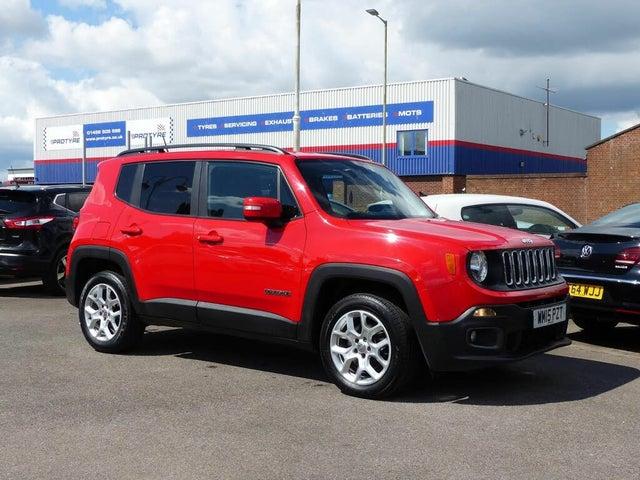 2015 Jeep Renegade 2.0TD Longitude (4B reg)