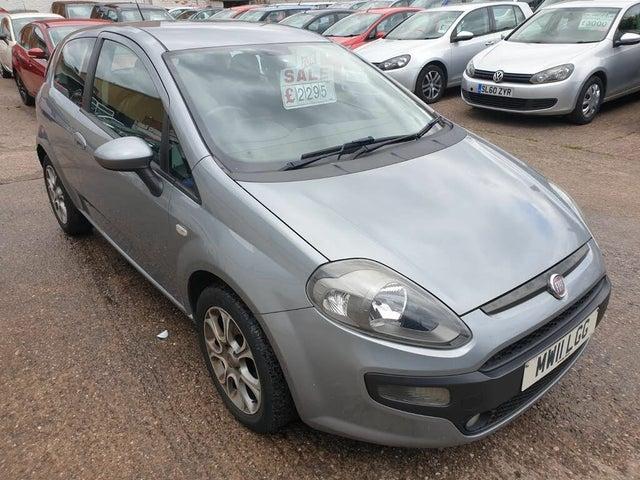 2011 Fiat Punto Evo 1.4 GP 8v 3d (11 reg)