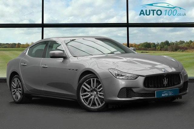 2016 Maserati Ghibli 3.0TD (MT reg)