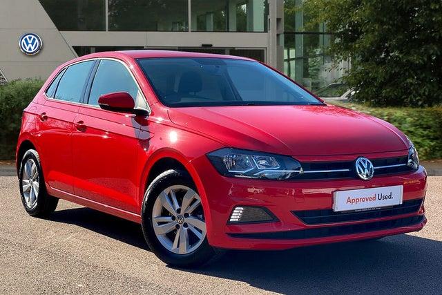 2020 Volkswagen Polo 1.0 SE (80ps) (WZ reg)
