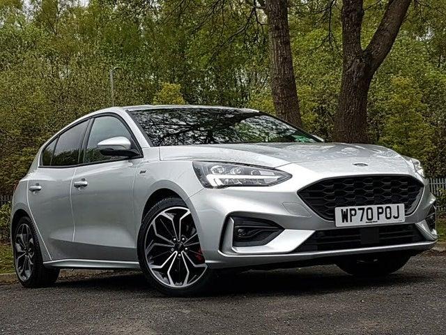 2020 Ford Focus 1.5 ST-Line X Hatchback (70 reg)