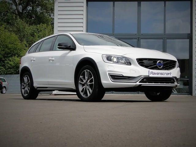2016 Volvo V60 2.0TD D4 Cross Country Lux Nav (AWD) Geartronic (16 reg)