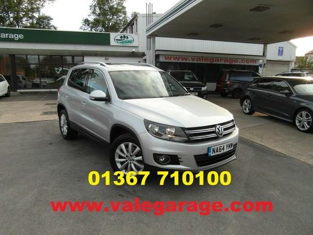 2014 Volkswagen Tiguan 2.0TDI Match (140ps) 4Motion (BMT) DSG (64 reg)
