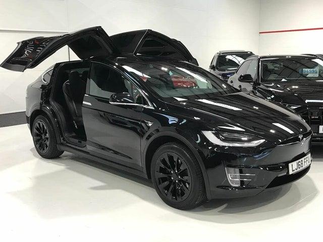 2018 Tesla Model X E 100D (JX reg)