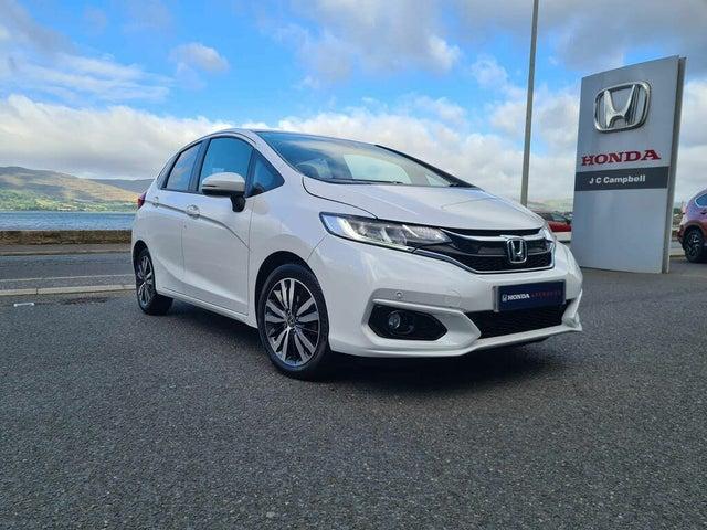 2019 Honda Jazz 1.3 i-VTEC EX Navi (68 reg)