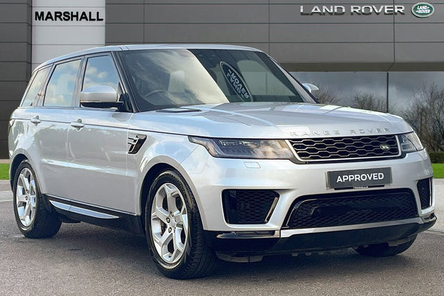 2020 Land Rover Range Rover Sport 2.0 P300 HSE (20 reg)
