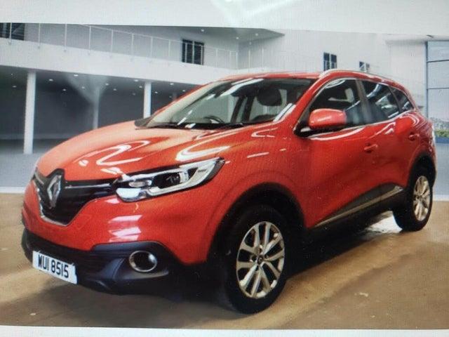 2018 Renault Kadjar 1.5dCi Dynamique Nav (110bhp) ENERGY (s/s) Station Wagon (I8 reg)
