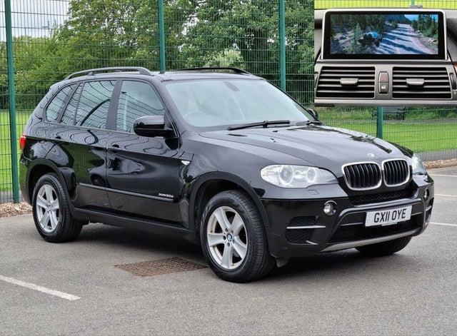 2011 BMW X5 3.0TD xDrive30d SE (11 reg)