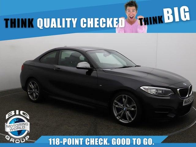 2016 BMW 2 Series 3.0 M240i Coupe Sport Auto (66 reg)