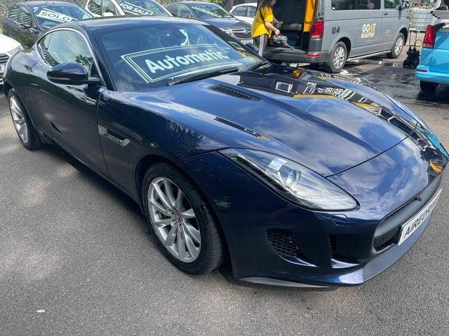 2015 Jaguar F-TYPE 3.0 Coupe Quickshift (JA reg)