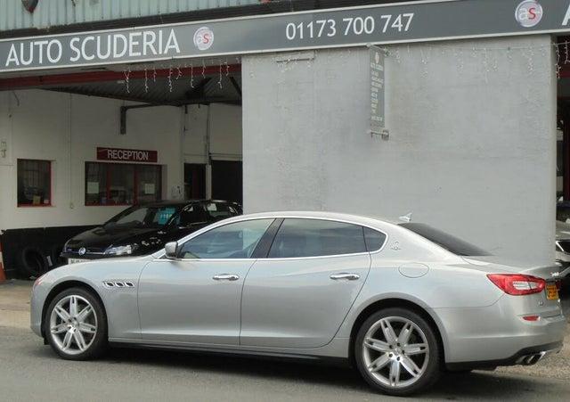 2014 Maserati Quattroporte 3.8 GTS (53 reg)