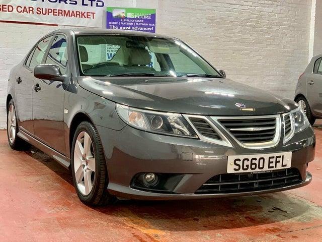 2010 Saab 9-3 1.9TD Turbo Edition 1.9TiD (150ps) Saloon 4d (3F reg)