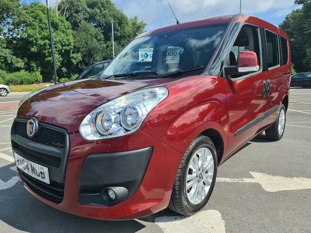 2014 Fiat Doblo 1.6TD Eleganza (105bhp) (64 reg)