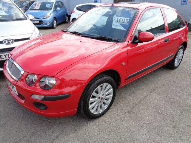 2003 Rover 25 1.4 Impression 3d (RR reg)