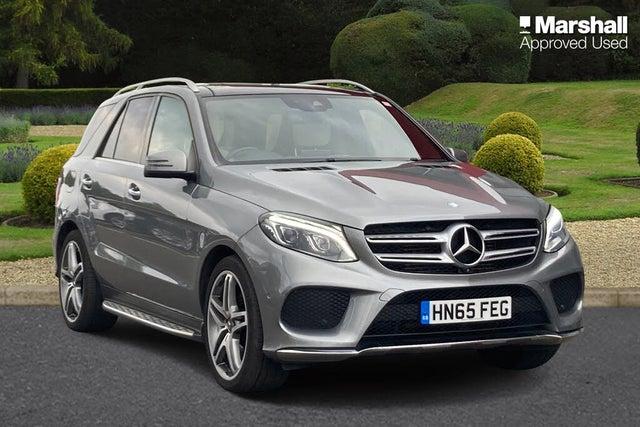2015 Mercedes-Benz GLE Class 3.0TD GLE350d Designo Line Estate 5d (C1 reg)