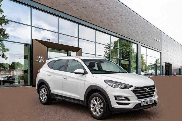 2018 Hyundai Tucson 1.6 GDi SE Nav (AJ reg)
