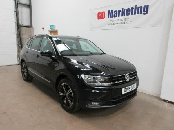 2018 Volkswagen Tiguan 2.0TDI SE Navigation (150ps) 4Motion (s/s) DSG (18 reg)