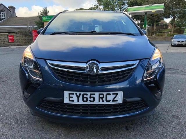 2015 Vauxhall Zafira Tourer 2.0CDTi Exclusiv (130ps) (LP reg)
