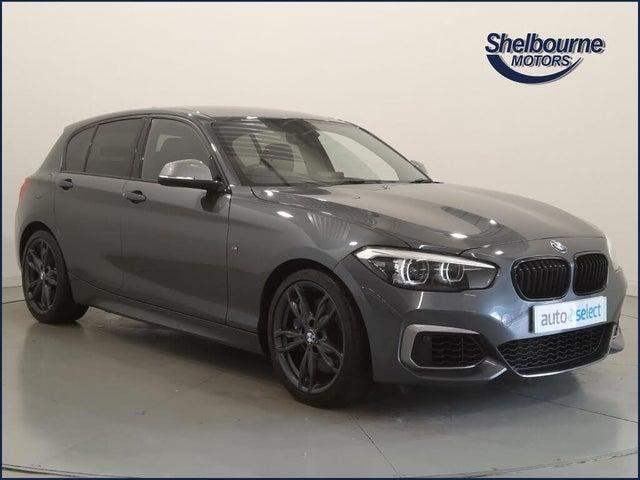 2018 BMW 1 Series 3.0 M140i Shadow Edition 5d Sport Auto (Z7 reg)