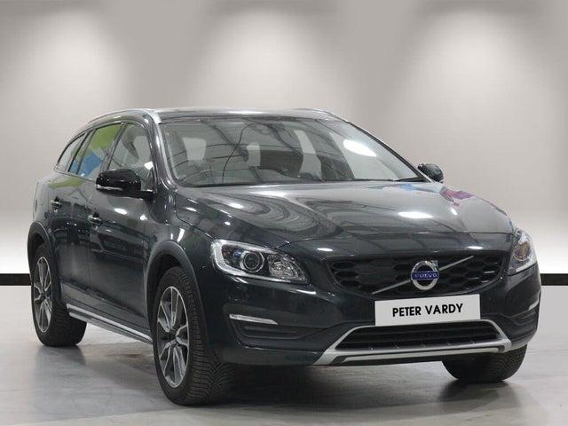 2017 Volvo V60 2.4TD D4 Cross Country Lux AWD (66 reg)