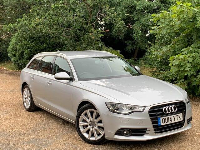 2014 Audi A6 Avant 3.0BiTDI quattro SE (312ps) Estate (UZ reg)
