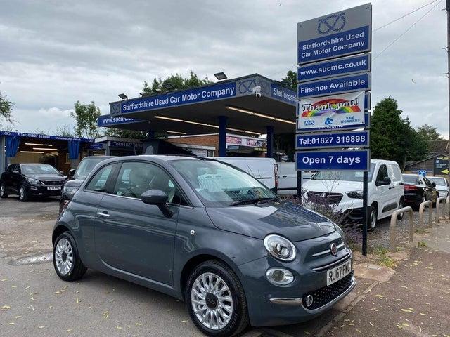 2018 Fiat 500 1.2 LOUNGE (67 reg)