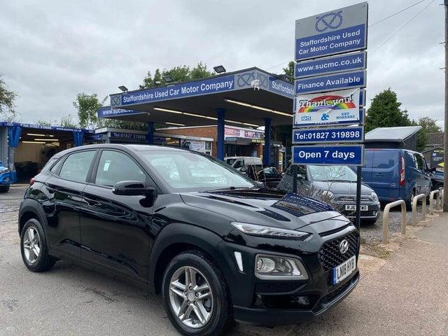 2018 Hyundai Kona 1.0 T-GDi S (18 reg)