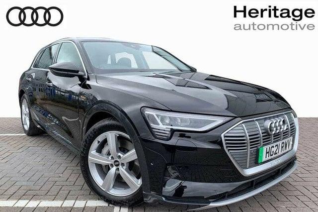 2021 Audi E-Tron (UZ reg)